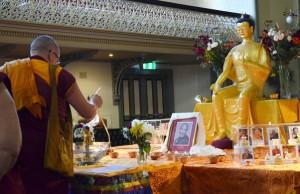Maitreya Loving Kindness, World Peace Relics Tour